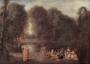 Antoine-Watteau-gathering-in-the-park