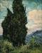 Vincent-van-Gogh-cypresses-e097